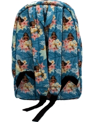 Loungefly: Moana - Flower Print Backpack image