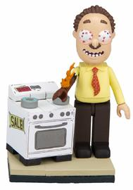 Rick and Morty: Ants In My Eyes Johnson's Electrics - Micro Construction Set