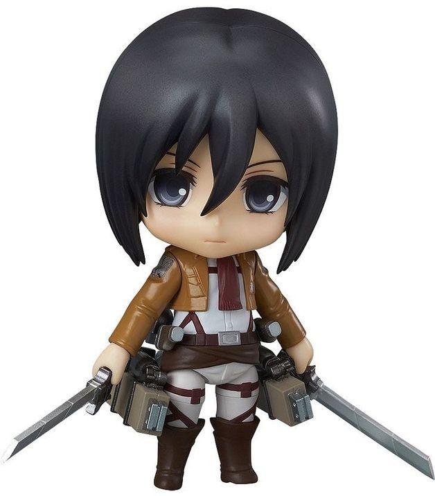Attack on Titan: Mikasa Ackerman - Nendoroid Figure