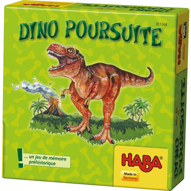 On the Hunt for Dinos - Children's Game