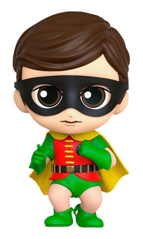 Batman (1966): Robin - Cosbaby Figure