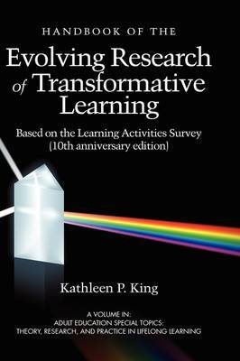 The Handbook of the Evolving Research of Transformative Learning Based on the Learning Activities Survey ) image