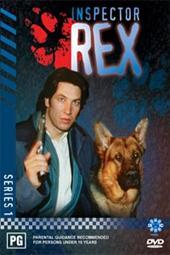 Inspector Rex - Series 1 (4 Disc Box Set) on DVD