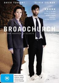 Broadchurch - Season One on DVD