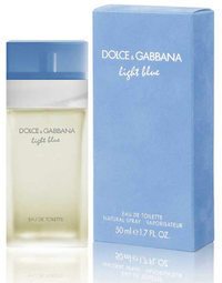 Dolce & Gabbana - Light Blue Perfume (50ml EDT)