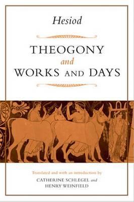 Theogony by . Hesiod image