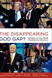 The Disappearing God Gap? by Corwin E Smidt image