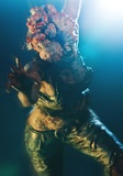 The Last of Us: The Clicker Statue
