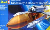 Revell: 1/144 Space Shuttle Discovery - Model Kit