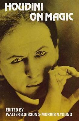 On Magic by Harry Houdini image