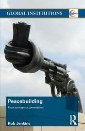 Peacebuilding by Robert Jenkins image