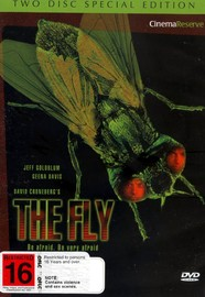 Fly, The: Special Edition (2 Disc) on DVD image