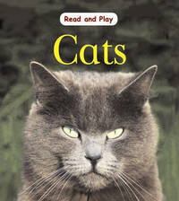 Read and Play: Cats by Jim Pipe image