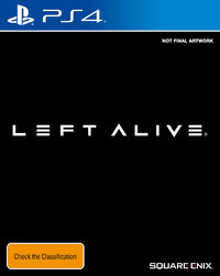 Left Alive for PS4