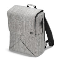 "Dicota Messenger Backpack for 11""-13.3"" Notebook /Laptop (Grey)"