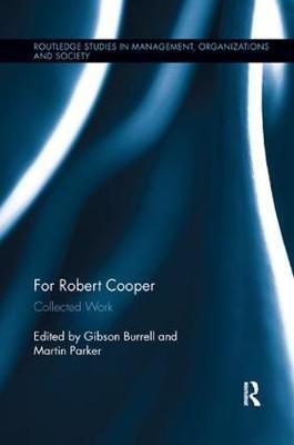 For Robert Cooper