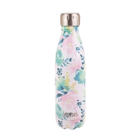 Oasis Stainless Steel Double Wall Insulated Drink Bottle - Floral Lust (500ml)
