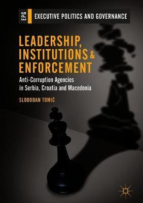 Leadership, Institutions and Enforcement by Slobodan Tomic image