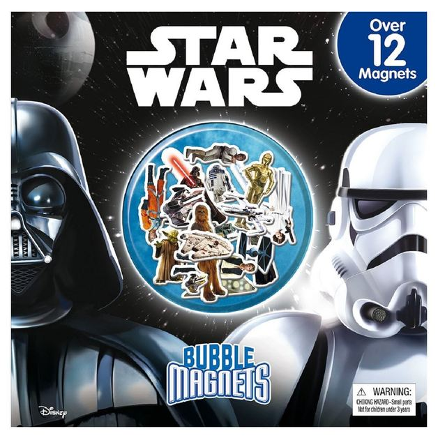 Star Wars Bubble Magnets - Create Your Adventure Book