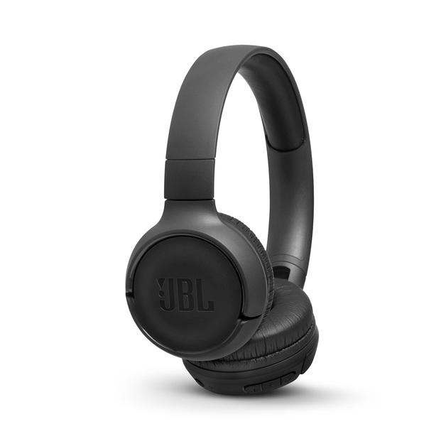 JBL T500 Bluetooth Headphones - Black