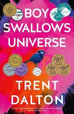 Boy Swallows Universe by Trent Dalton image