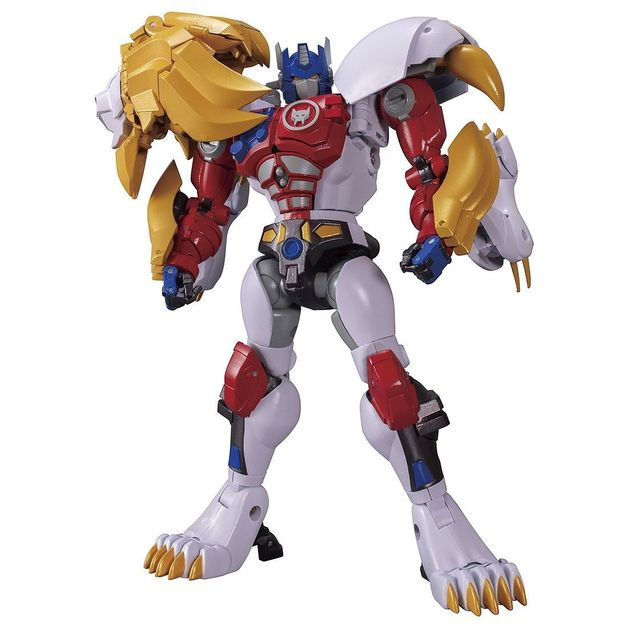 Transformers Beast Wars: Masterpiece - MP-48 Lio Convoy
