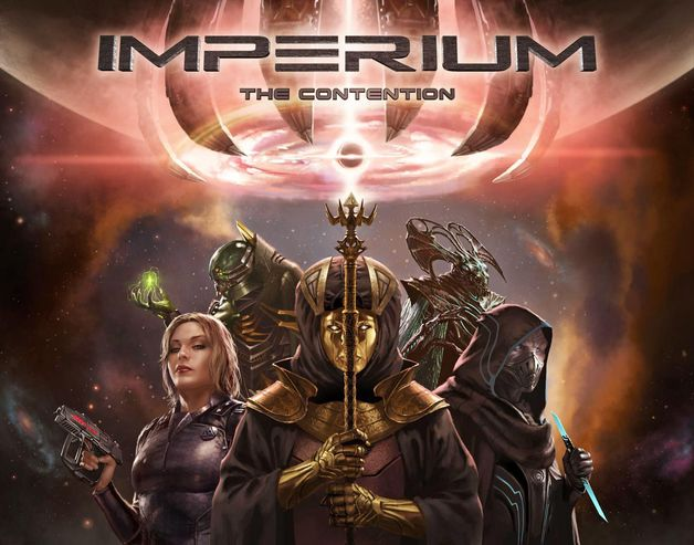 Imperium: The Contention - Deluxe Edition