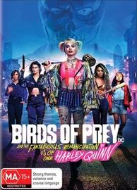 Birds of Prey on DVD