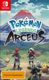 Pokemon Legends: Arceus for Switch