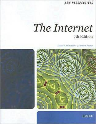 New Perspectives on the Internet Brief by Gary Schneider image