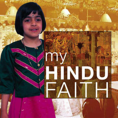 My Hindu Faith Big Book by Anita Ganeri image