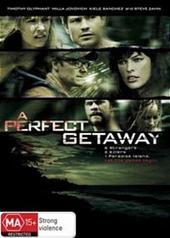 A Perfect Getaway on DVD