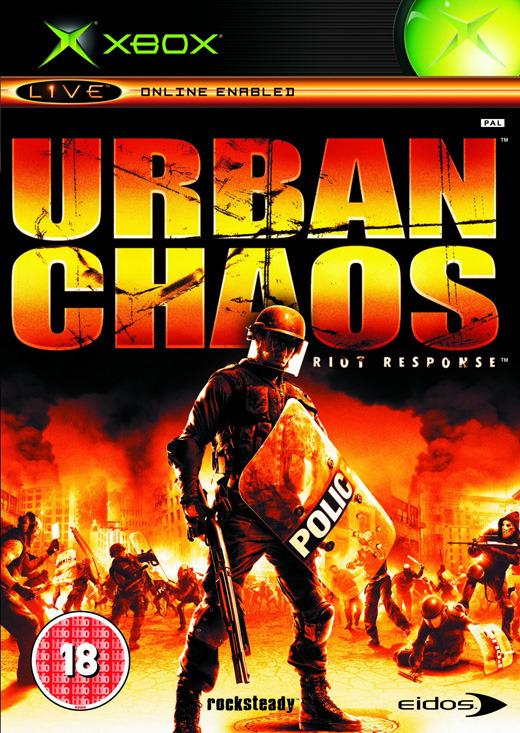 Urban Chaos: Riot Response for Xbox