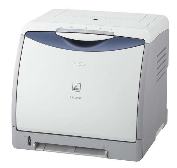 Canon LBP-5000 Colour Laser Printer A4 8Ppm Colour USB 2.0 9600 x 600 DPI