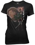 Attack on Titan Levi Juniors T-Shirt (Small)