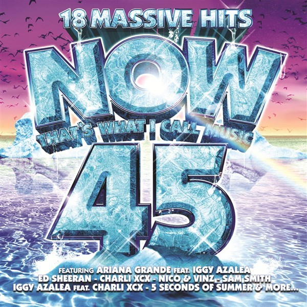 Now That's What I Call Music 45 by Various Artists image