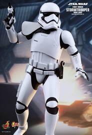 "Star Wars: The Force Awakens - 12"" Stormtrooper Squad Leader Figure image"