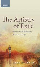 The Artistry of Exile by Jane Stabler