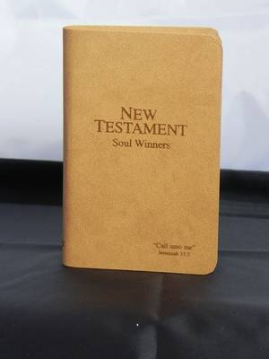 Soul Winners New Testament-KJV image