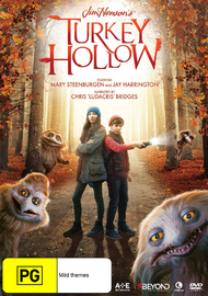Jim Henson's Turkey Hollow on DVD