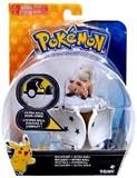 Pokémon: Rockruff & Ultra Ball - Throw 'n' Pop Set