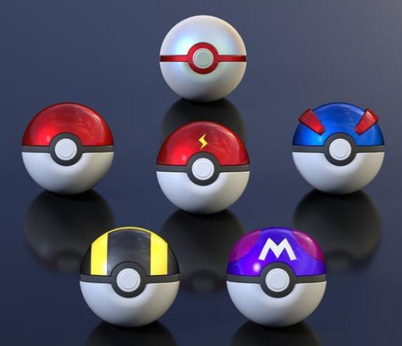 Pokemon: Pokeball Collection - Replica (Blindbox)