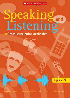 Speaking and Listening Ages 7-9 by Eleanor Gavienas image