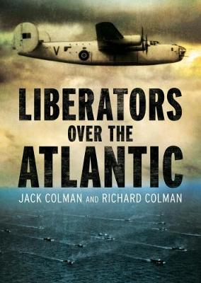 Liberators Over the Atlantic by Jack Colman