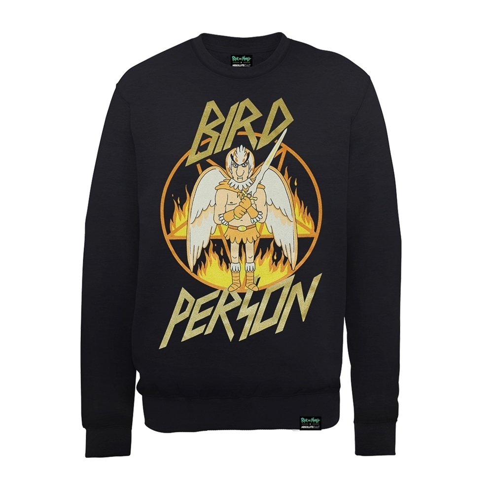 Rick and Morty: Bird Person Sweatshirt (Small) image