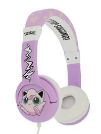 OTL: Pokemon Junior Headphones - Jiggly Puff