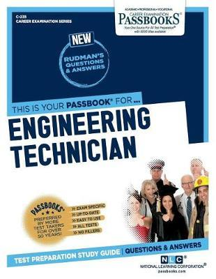 Engineering Technician by National Learning Corporation image