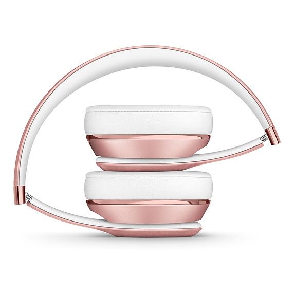 Beats: Solo3 Wireless Headphones - Rose Gold image