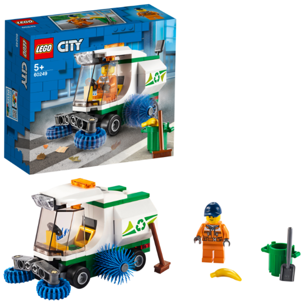 LEGO City: Street Sweeper - (60249)