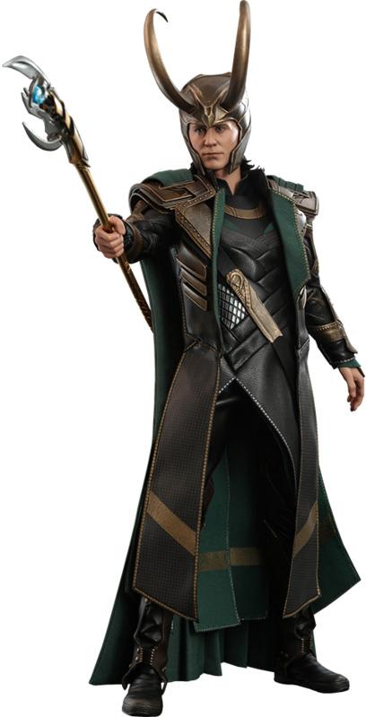 "Marvel: Loki (Avengers: Endgame) - 12"" Articulated Figure"